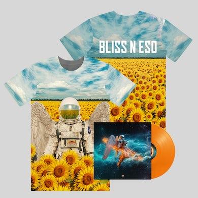 Bliss N Eso SO HAPPY TEE BUNDLE - TEE/ORANGE VINYL