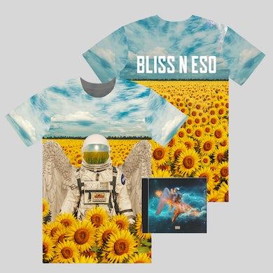 Bliss N Eso SO HAPPY TEE BUNDLE - TEE/CD
