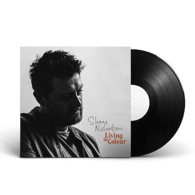 Shane Nicholson Living In Colour (LP) Vinyl