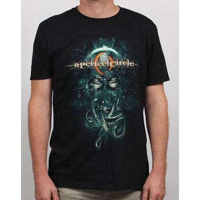 A Perfect Circle Octoman Black Tshirt