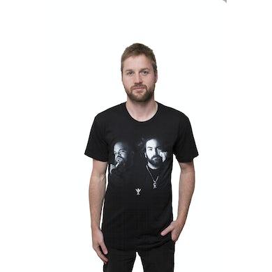 A.B. Original 2 Faces Black Tshirt