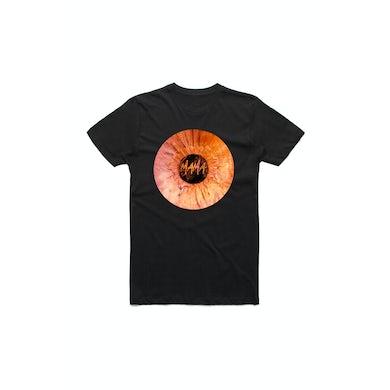 Adrian Eagle Mama Eye Tee Black Tshirt