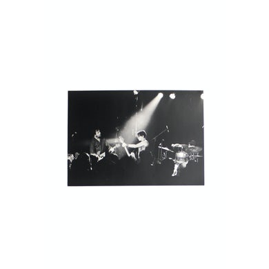 Stage Photo B & W