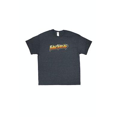 Baby Animals 80's Logo Grey Tshirt