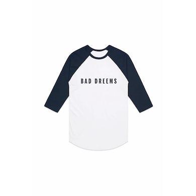 Bad Dreems Aus Music Day Raglan Tshirt