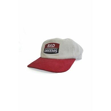 Bad Dreems West End Corduroy cap
