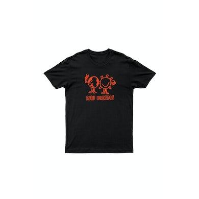 Bad Dreems Fire Aid 2 Black Tshirt