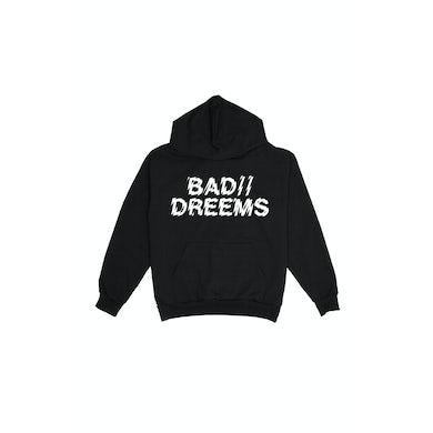 Bad Dreems Shatter Black Hoody