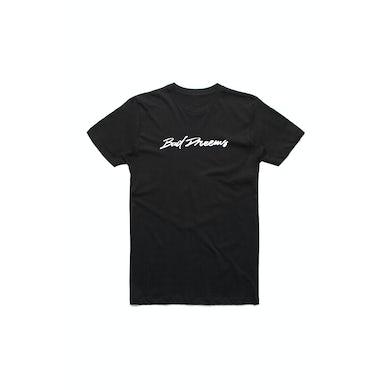 Bad Dreems Faces Black Tshirt