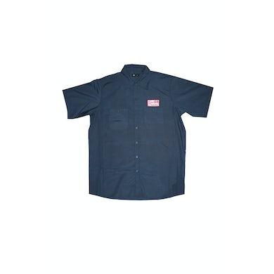 Bad Dreems Navy Mechanics Shirt