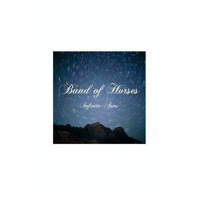 Band Of Horses Infinite Arms LP (Vinyl)