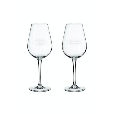 Bernard Fanning Wine Glass Set