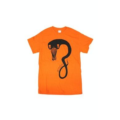 Billie Eilish Monster Orange Tshirt