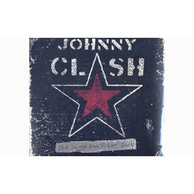 Billy Bragg Johnny Clash/Old Clash Fan Fight Song - 7 inch Single