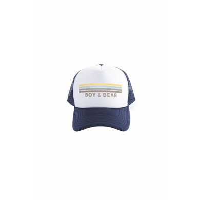 Boy & Bear Summer 21 Trucker Hat