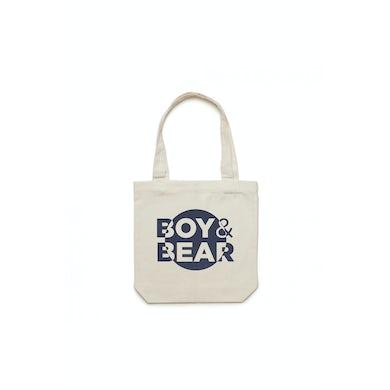 Boy & Bear Natural Tote Bag