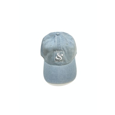 Boy & Bear Denim Dad Cap
