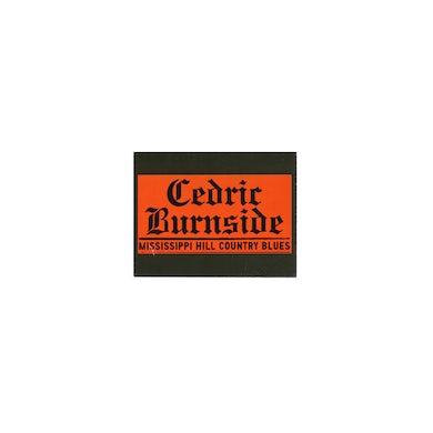 Cedric Burnside Orange Magnet Mississippi Hill Country Blues