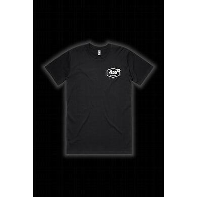 ChillinIt 420 Fam Black Tshirt + Full Circle Digital Download