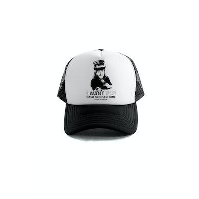 Chris Franklin I WANT YOU Trucker Cap