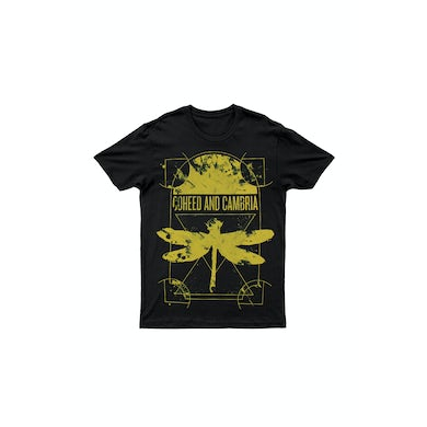 Coheed and Cambria Disect Black Tshirt