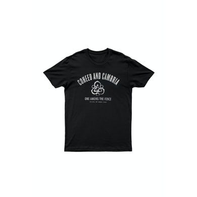Coheed and Cambria One among the fence Black Tshirt