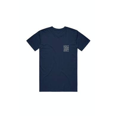 Dance Gavin Dance Character Navy Tshirt