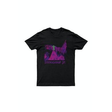 Dinosaur Jr. Give A Glimpse Black Tshirt