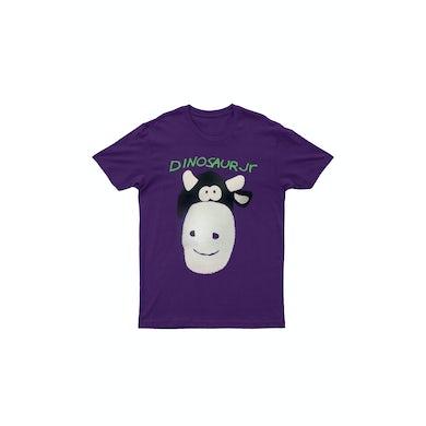 Dinosaur Jr. Cow Purple Tshirt