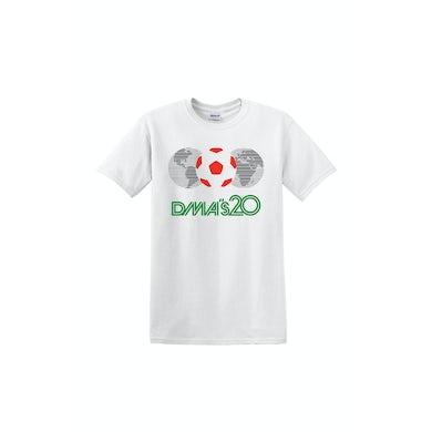 DMA'S Mexico 86 White Tshirt