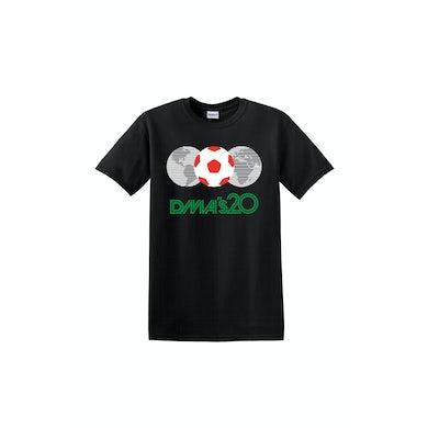 DMA'S Mexico 86 Black Tshirt