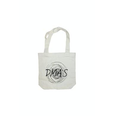 DMA'S Tote Bag Natural Circle Logo