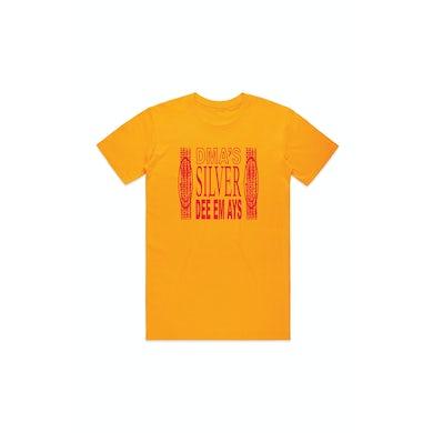 DMA'S DEE EM AYS Yellow T-Shirt