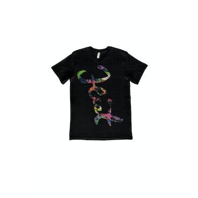 Feist Script Black Tshirt