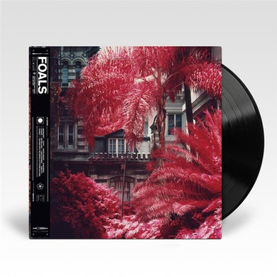 Foals Everything Not Saved Will Be Lost – Part 1 (Vinyl)