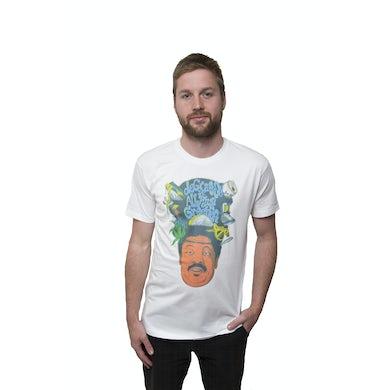 Funkoars Brayden Doig Degrasse Is Always Greener Collab White T Shirt