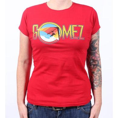Gomez Hang Glider Red Tshirt