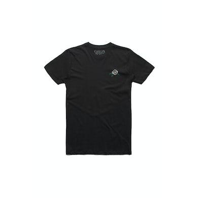 Greta Van Fleet Rose (Embrodiered Pocket)Tour Tshirt