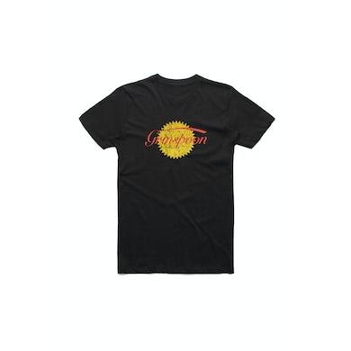 Grinspoon Sunbeam Logo 2017-2018 Black Tshirt