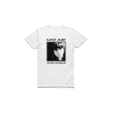 Hayley Mary The Piss the Perfume White t-shirt