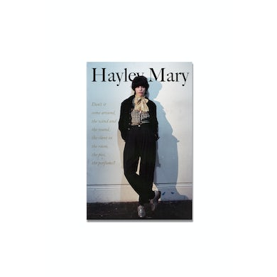 Hayley Mary Poster