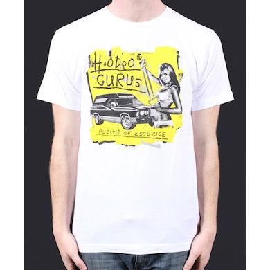 Hoodoo Gurus Purity Of Essence White Tshirt