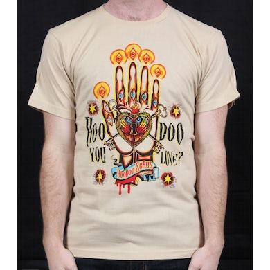 Hoodoo Gurus  Hoodoo You Love Tan Tshirt