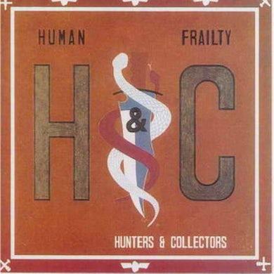Hunters & Collectors Human Frailty CD/DVD