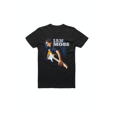 Ian Moss Tour 2018 Black Tshirt