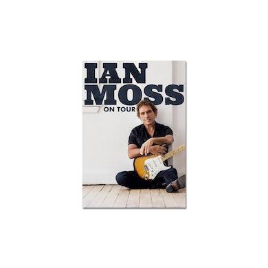 Ian Moss Poster 2018 Tour