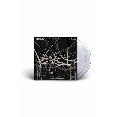 Icehouse Plays Flowers LP ( Clear Vinyl)