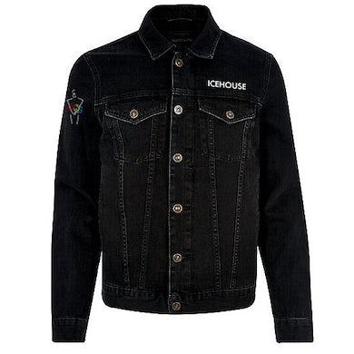 Icehouse Denim Jacket Black 40 Years Live