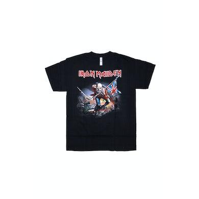 Iron Maiden Trooper Black Tshirt