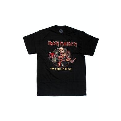 Iron Maiden Book Of Souls Eddie Black Tshirt